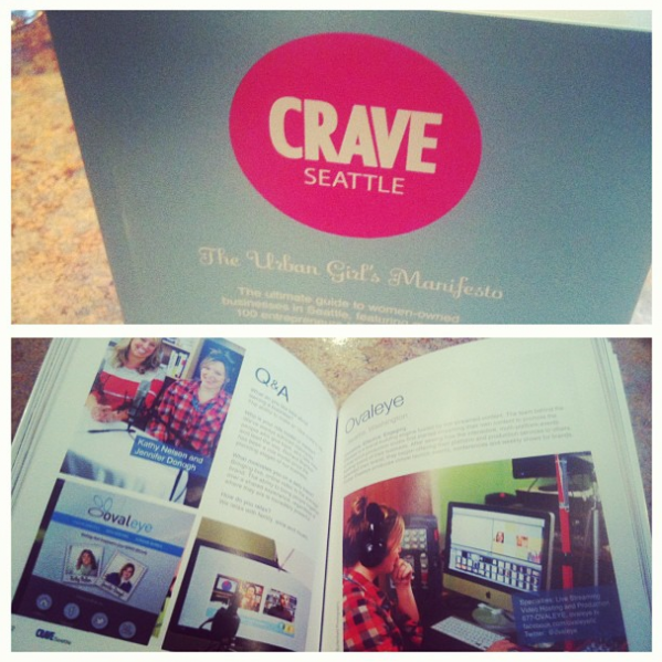 crave seattle ovaleye
